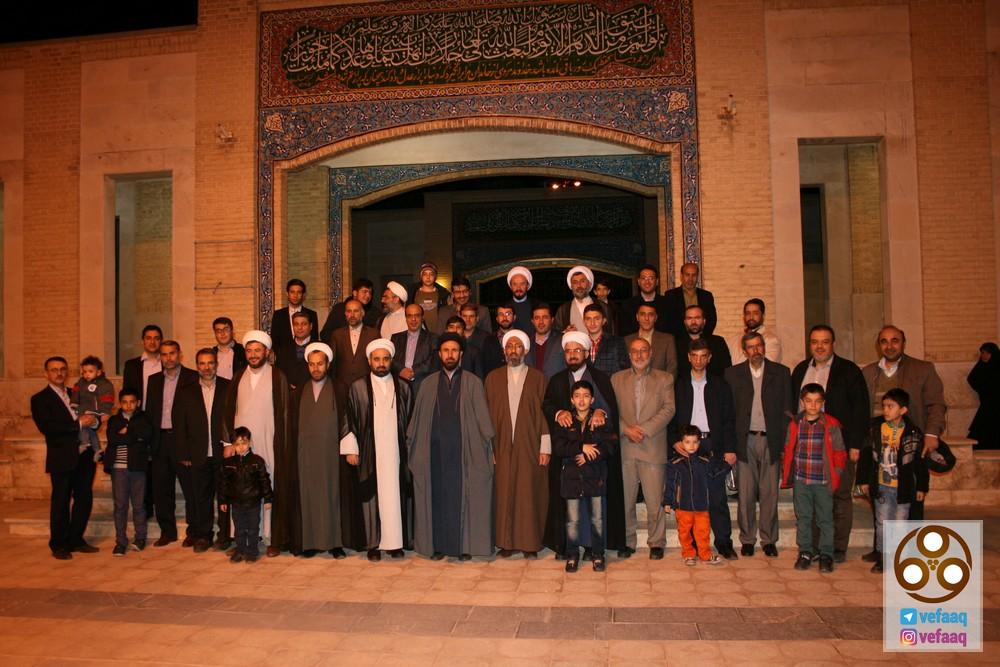 برگزار مراسم جشن میلاد حضرت زهرا (س) و تکریم مقام زن در مسجد دانشگاه امام خمینی (ره)